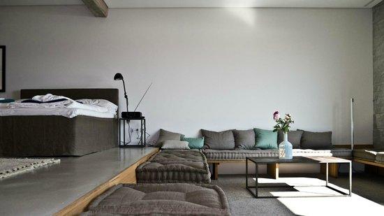 Speicher7 Hotel: Silolounge