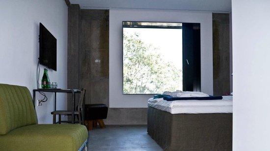 Speicher7 Hotel: Speicherzimmer