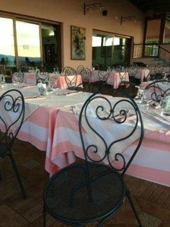 Hotel Restaurant Ispinigoli : ristorante