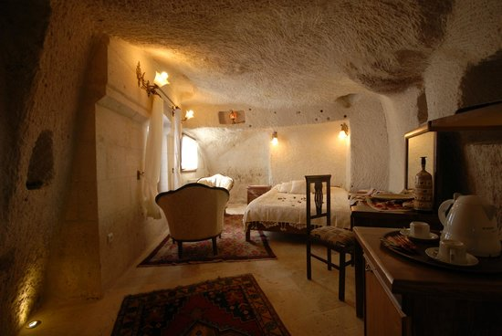 Arif Cave Hotel: Sunset Cave Room