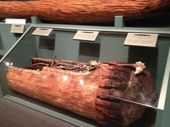 Museum of Florida History: Log Canoe