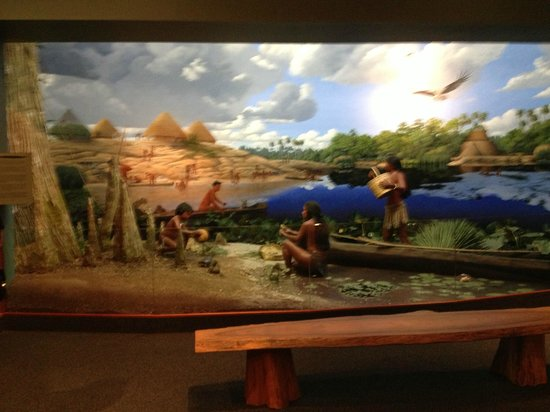 Museum of Florida History: Portrayal Of Early Floridians