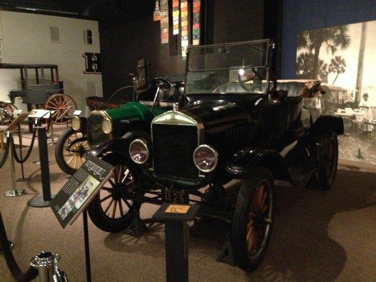 Museum of Florida History: Antique Car