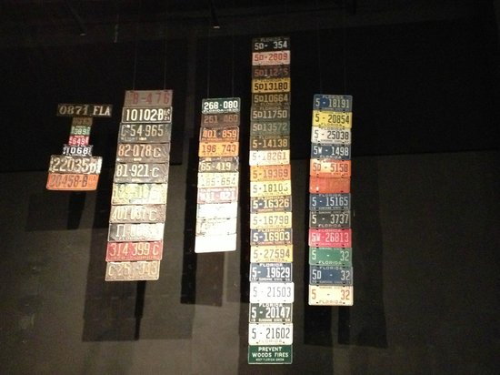 Museum of Florida History: License Plates