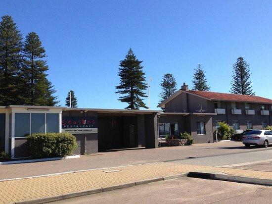 Best Western Hospitality Inn Esperance: The hotel