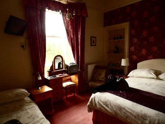 Brothaigh House: Triple room