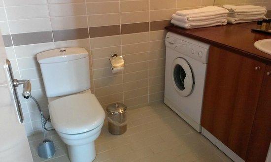The Pendik Residence : restroom