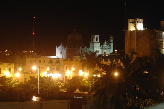 Gamma Campeche Malecón: Cattedrale