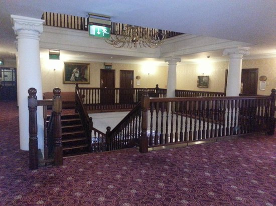 Sheldon Park Hotel: Hall