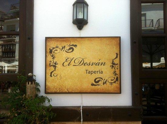 El Desvan Taperia - exterior