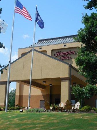 Hampton Inn Clemson-University Area: Exterior