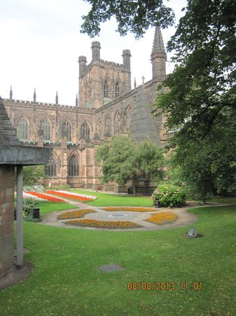 The Chester Tour: Cathedral