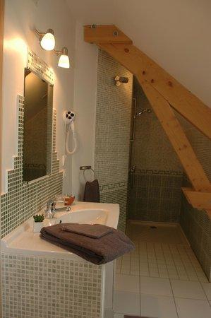 lo saunei : salle de bain