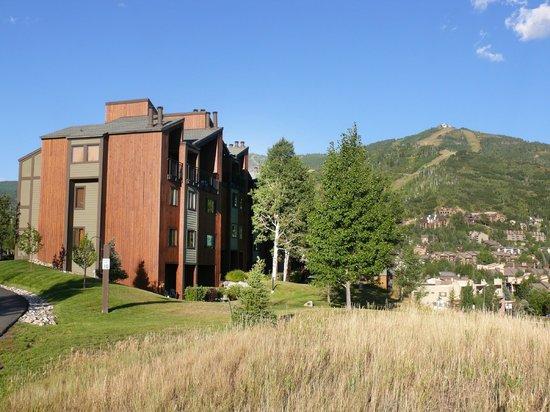 The West Condominiums: West Exterior