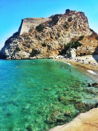 Paleokastro beach