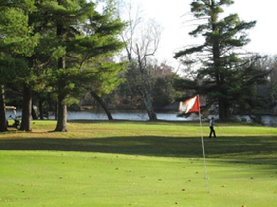 Four Seasons Golf Course: GOLF COURSE