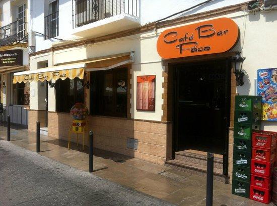 Now El Barde Manolo Excellent Bar Paco Torrox Traveller Reviews Tripadvisor