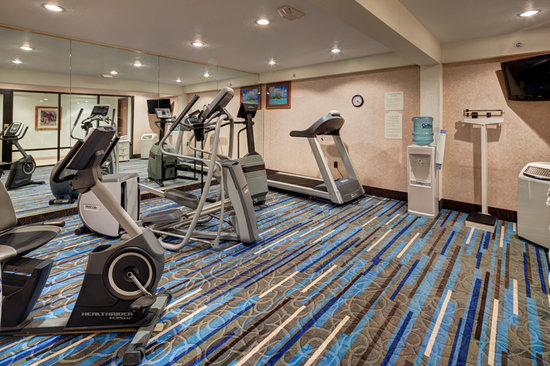 Ramada Price: Exercise Room