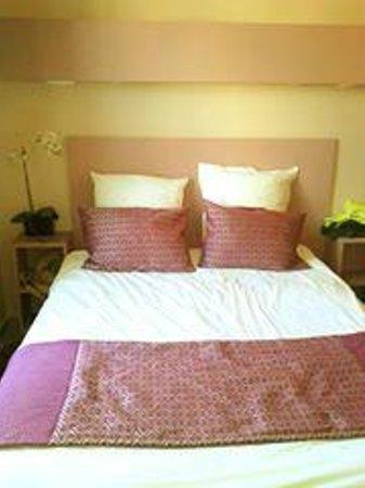 Pink Hotel : stanza