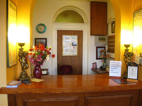 Tarvic 2 Hotel: Reception