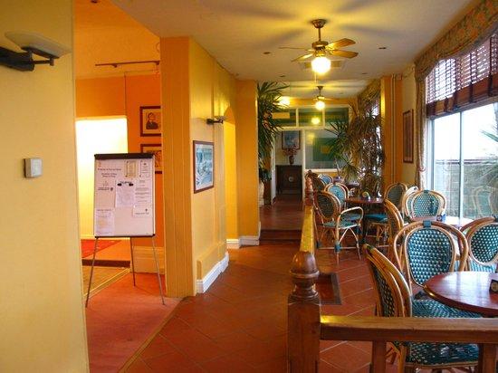 Tarvic 2 Hotel: Lounge