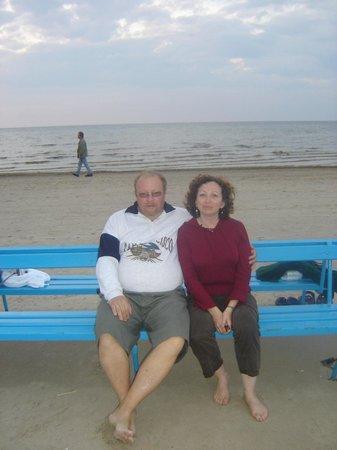 Concordia: see beach