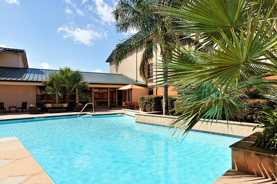 Courtyard by Marriott Houston Brookhollow: Outdoor Pool