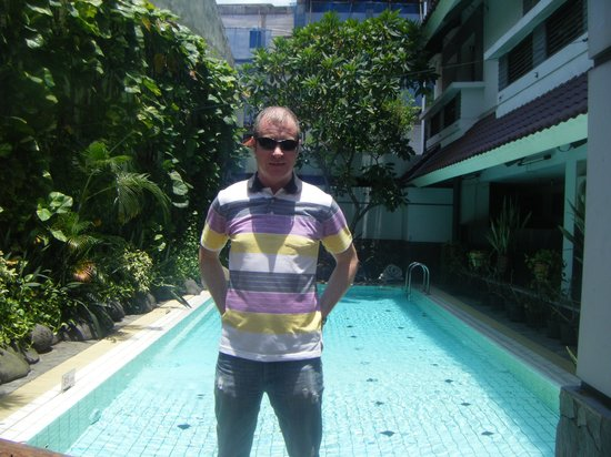 Hotel Cipta 2: Swimming pool