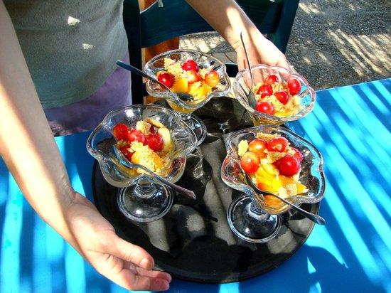 Camping Palouki : Ενισχυτικό Πρωινό
