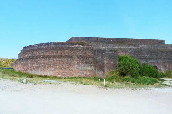 Fort Napoleon from land side