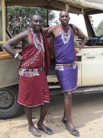 Tipilikwani Masai Mara Camp: Amazing staff