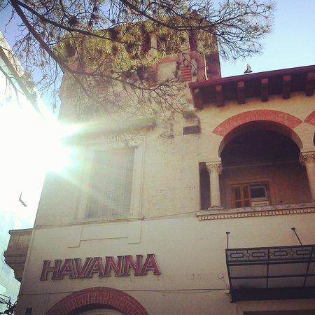Havanna Cafe Corrientes: Torre Havanna Café, Corrientes.