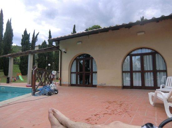 Hotel Al Parco: piscina