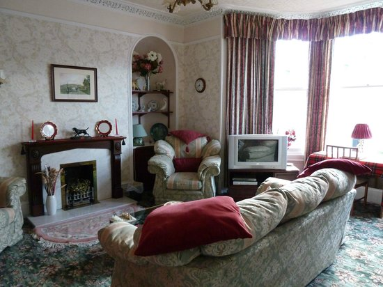 Ardconnel House B&B: Lounge