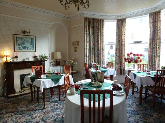 Ardconnel House B&B: Dining room