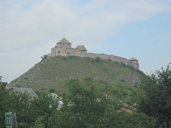 Lake Balaton : Шюмегская крепость