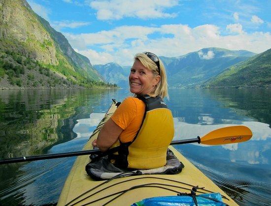 Njord - Seakayak and Wilderness Adventure Day Tours: Flam Kayak Tour, Norway