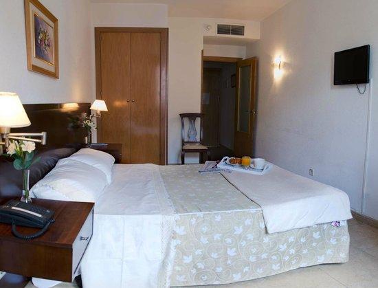 Praderon Hotel: habitación doble