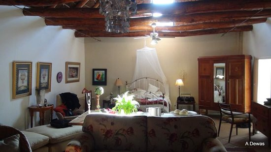Green Gables Country Inn: Barn Bed Room