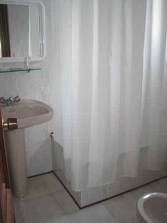 Hotel Altarino: Baño