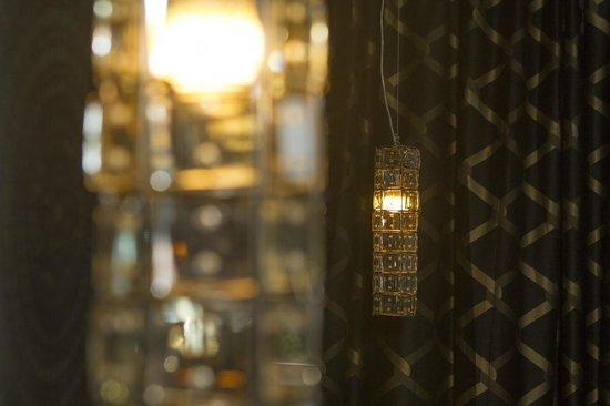 Best Western Plus Hôtel Isidore : Détail art-déco