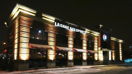 La Cage - Brasserie sportve