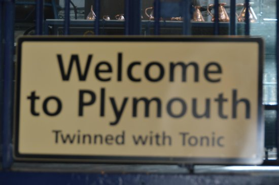 Plymouth Gin Distillery: Plymouth Gin Tour