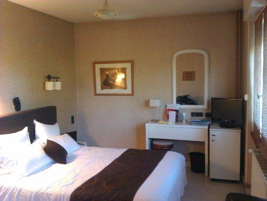 Inter-Hotel Albi le Cantepau : habitación confort
