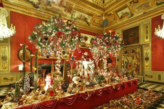 noel 2018 a vaux le vicomte vaux le vicomte fête Noel   Picture of Chateau de Vaux le Vicomte  noel 2018 a vaux le vicomte