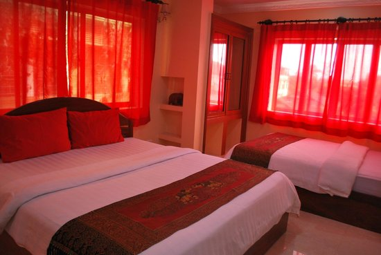 Hotel 20th Street : super comfy room