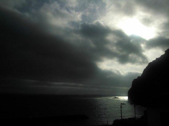 Casa da Capelinha: Vista del panorama dalla stanza