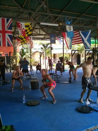 Tiger Muay Thai - Day Classes: Bodyfit class at TMT