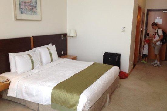 Holiday Inn Melaka: Bed