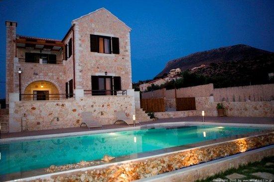 Villas Afrati: ΕΞΩΤΕΡΙΚΟΣ ΧΩΡΟΣ
